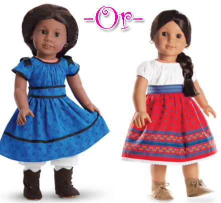 Addy or Josefina Outfits