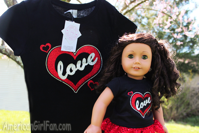 Tees For Doll Etsy Shop