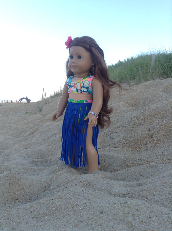 Guest Post American Girl Doll Swimsuit Review