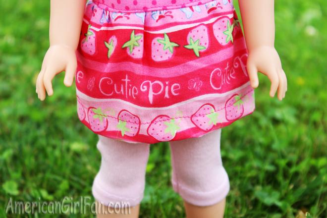American Girl Wellie Wishers Doll Willa