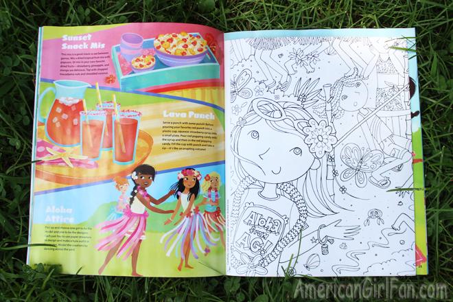 American Girl Magazine Everyday Fun 2016