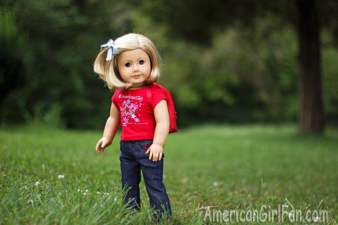 American Girl Doll School Supplies