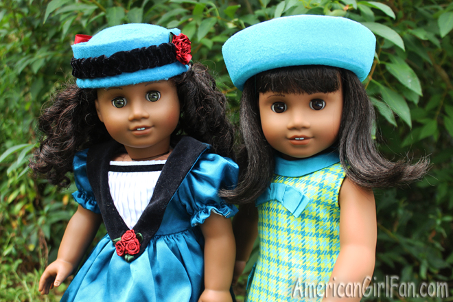 doll cecile girl American