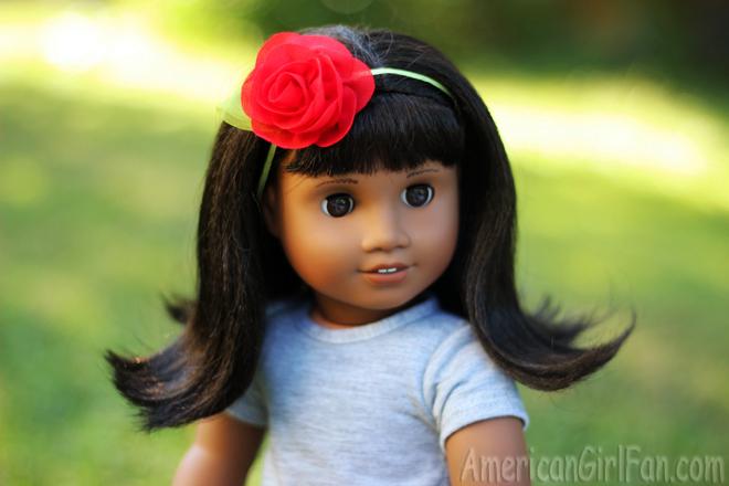 American Girl Doll Melody