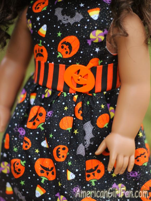 American Girl Doll Halloween Dress Giveaway