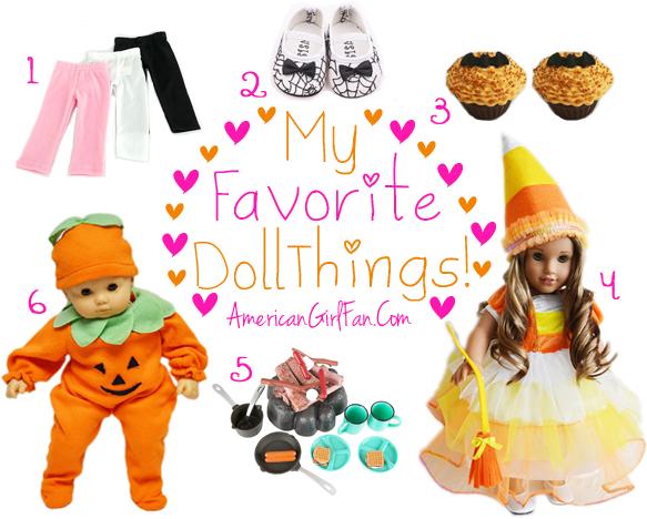 My Favorite Doll Things Week 65