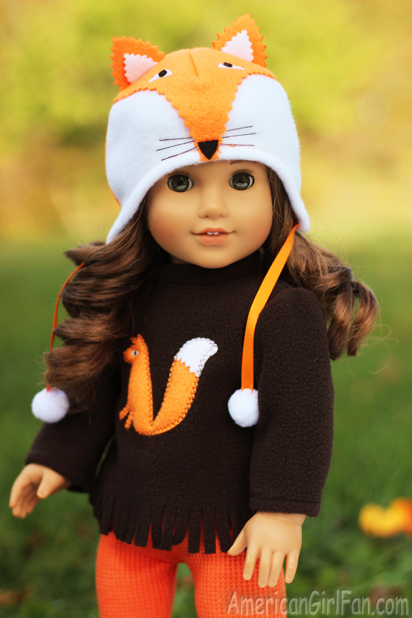 DreamWorld Collections Foxy Doll Outfit Giveaway