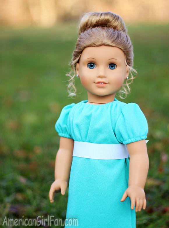 American Girl Doll Elizabeth'