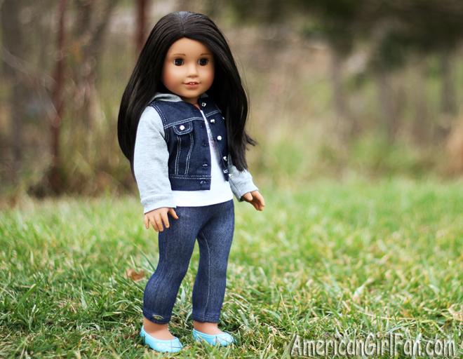 American Girl Doll Truly Me 66