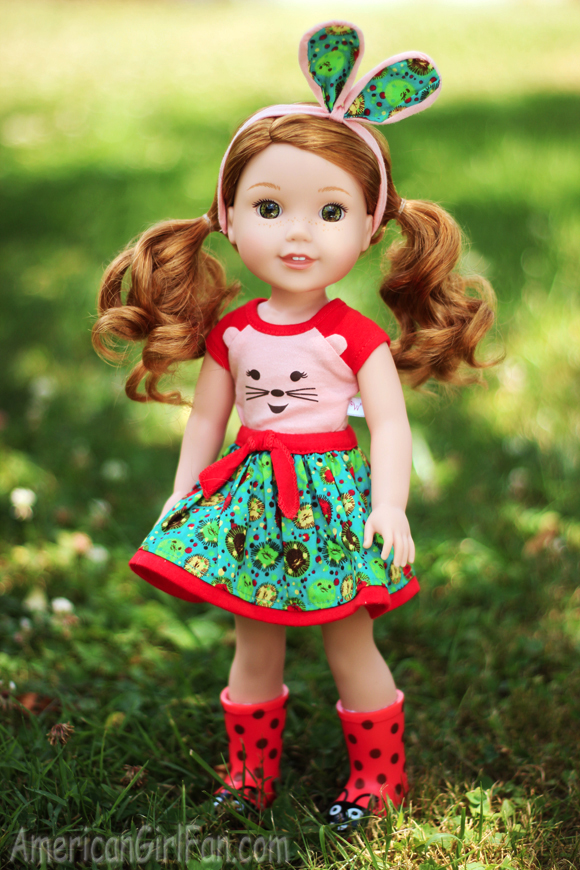 Willa Wellie Wishers Doll Review