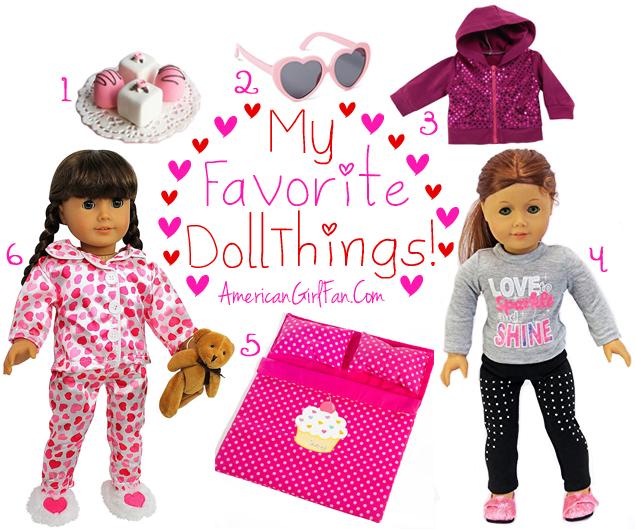 American Girl Favorite Things 76