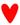 Mini heart icon