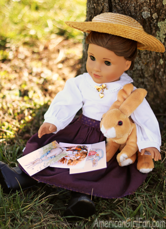 American Girl Doll Beatrix Potter