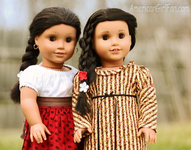American Girl Doll Josefina and Truly Me 66