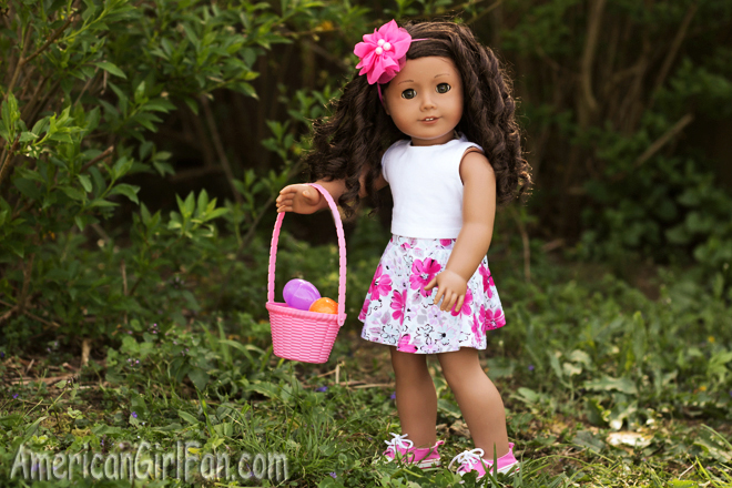 American Girl Doll Easter