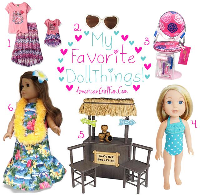 My Favorite Doll Things Week 90