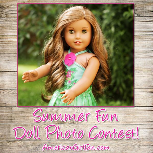 Summer Fun Doll Photo Contest