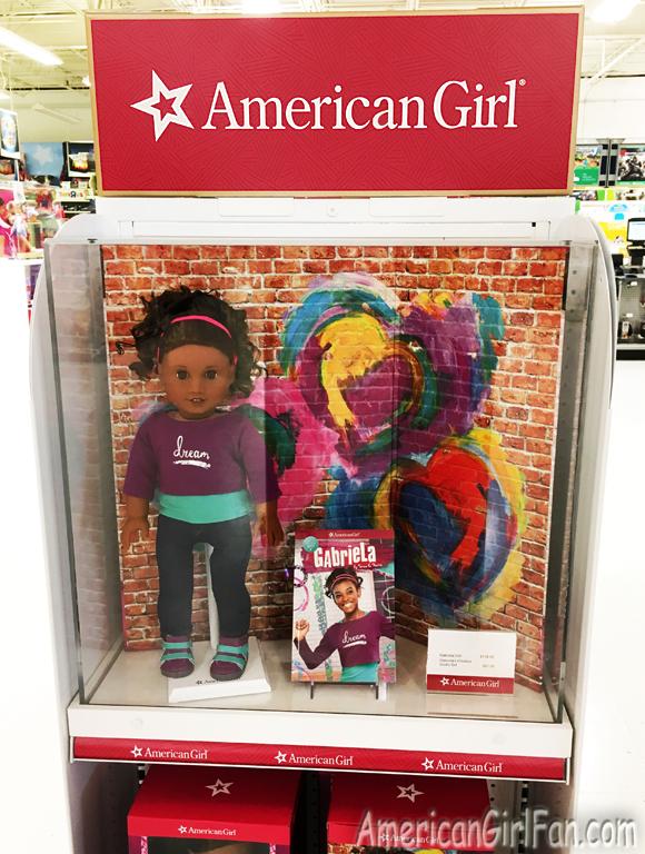 American Girl Doll Gabriela Toys R Us