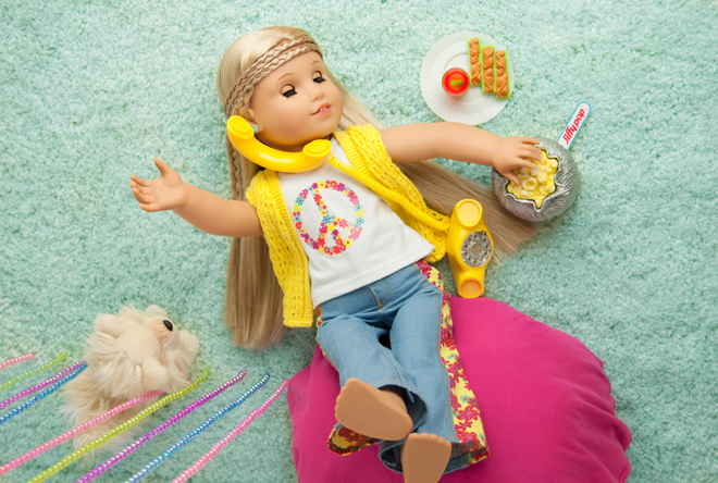 36 American Girl Doll Crafter