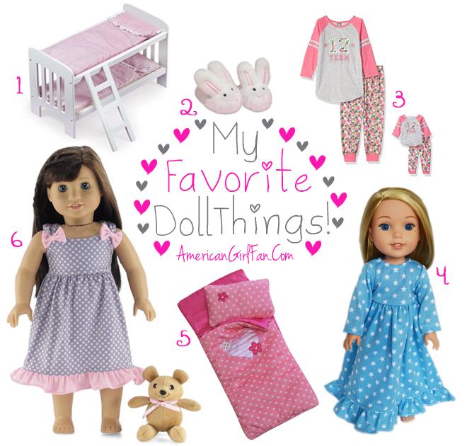 My Favorite Doll Things Week 95