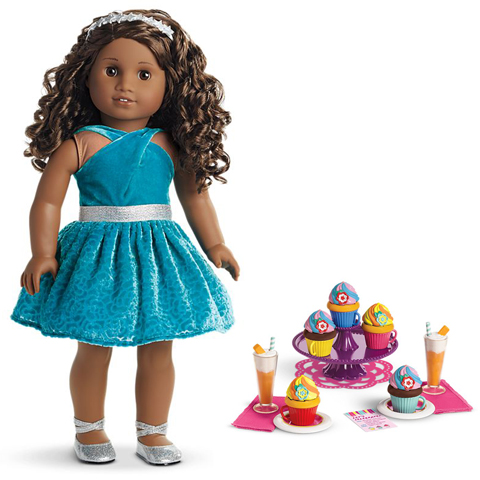 American Girl Doll Gabriela McBride