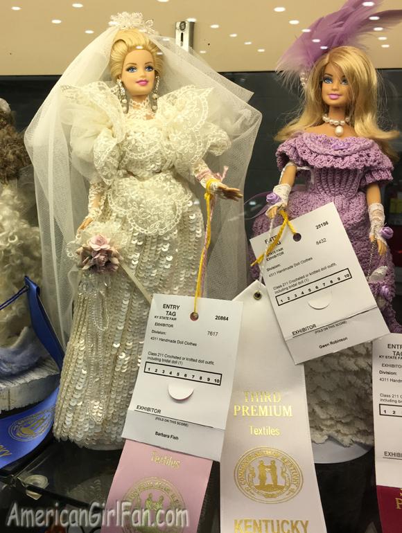 Handmade American Girl Doll Clothes
