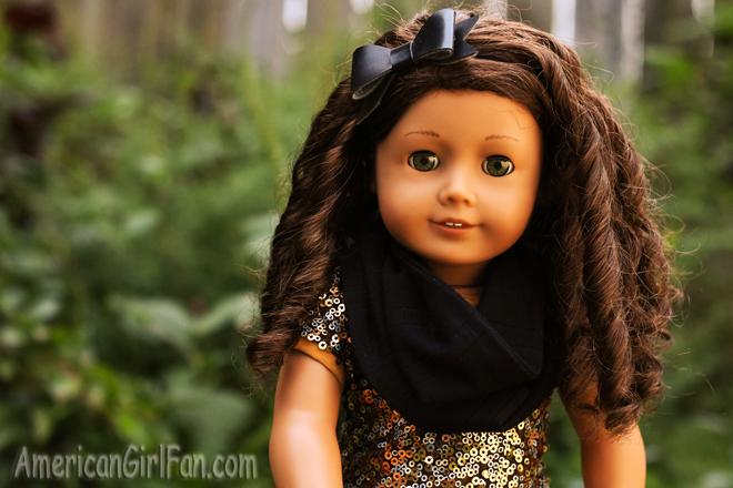 American Girl Doll Truly Me
