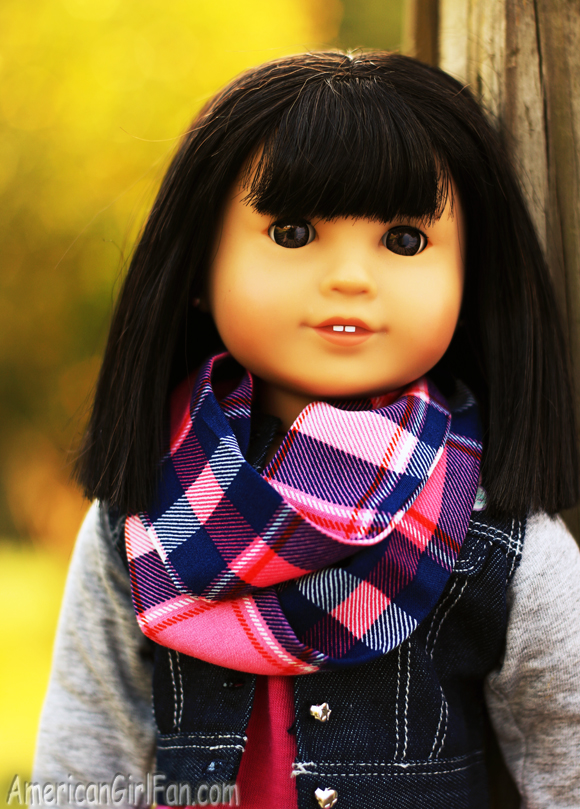 American Girl Doll Ivy