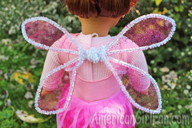 American Girl Doll Halloween Crafts