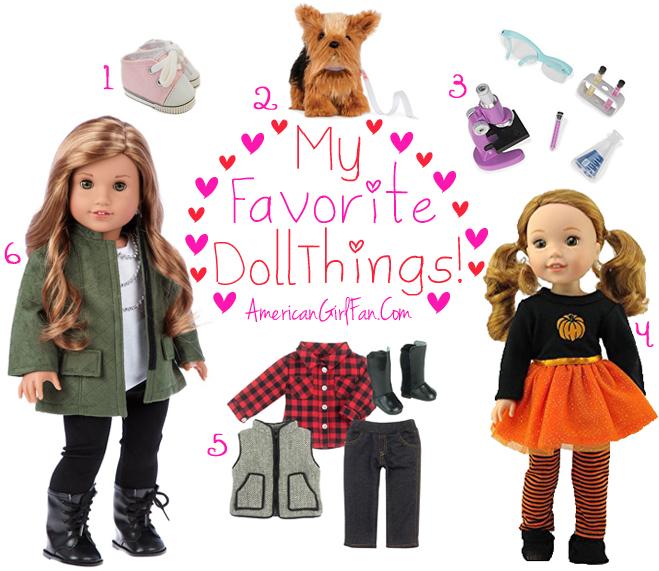 My Favorite Doll Things Week 98