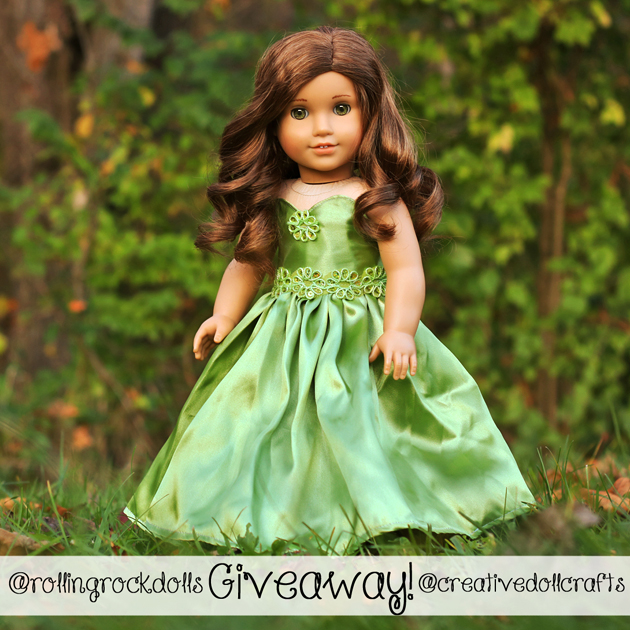 Rolling Rock Dolls Doll Dress