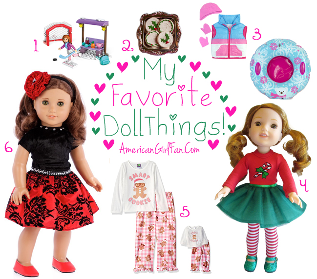 My Favorite Doll Things Week 100