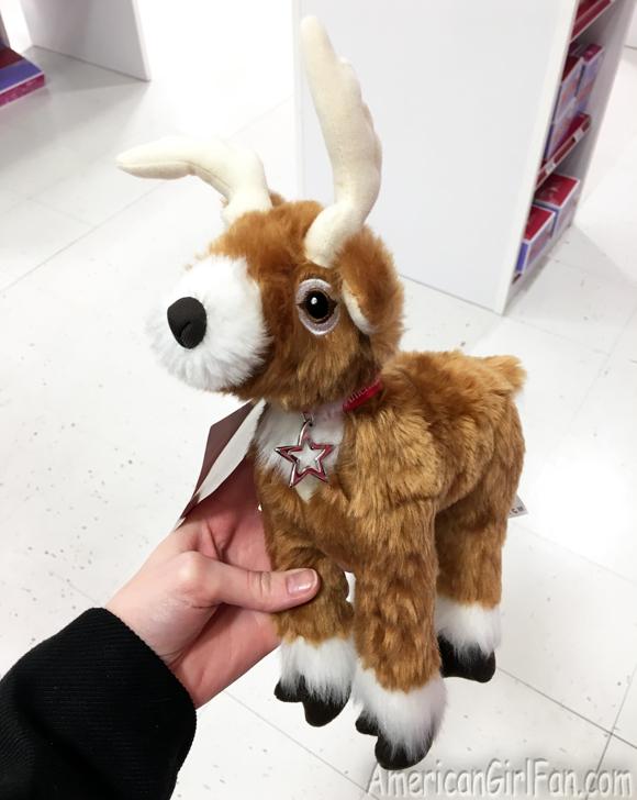 American Girl Doll Reindeer Plush