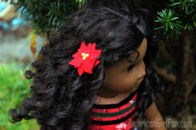 American Girl Doll Christmas Crafts