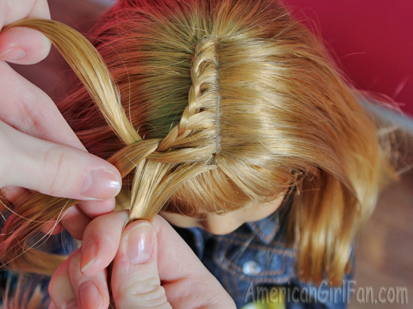 Part braid