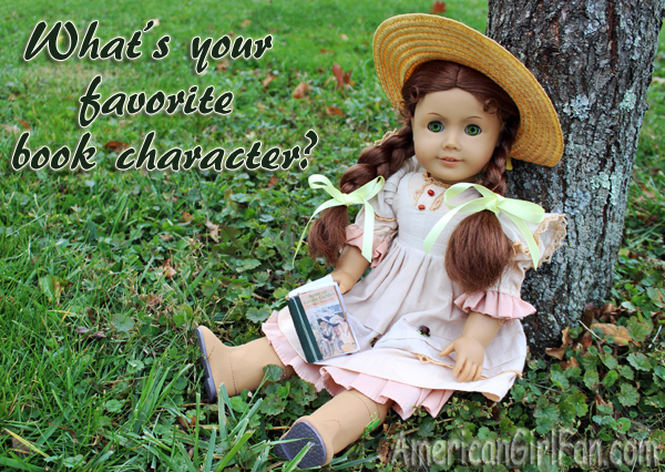 Whats your favorite book character