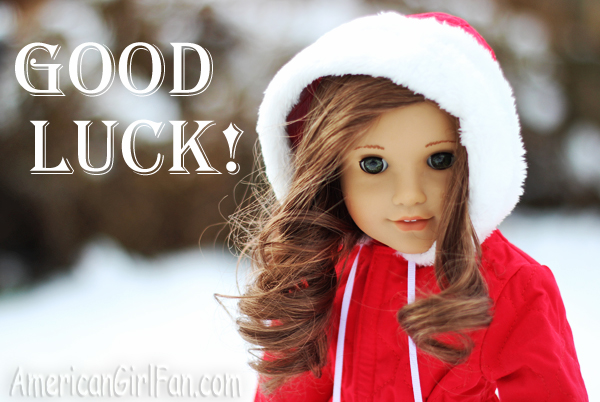 Good Luck to all