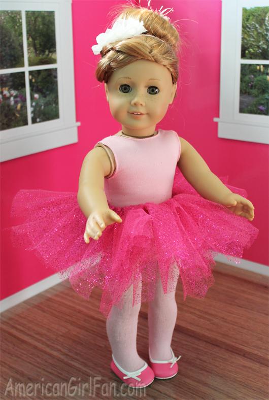 Mia the ballerina