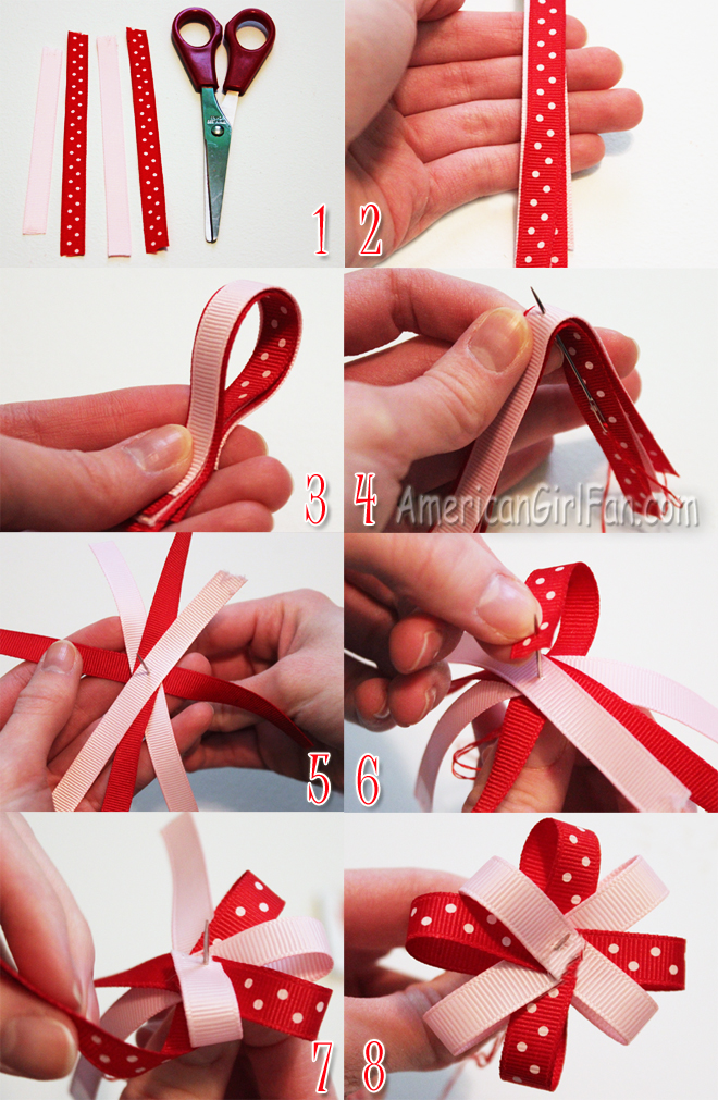Steps for Hairbow