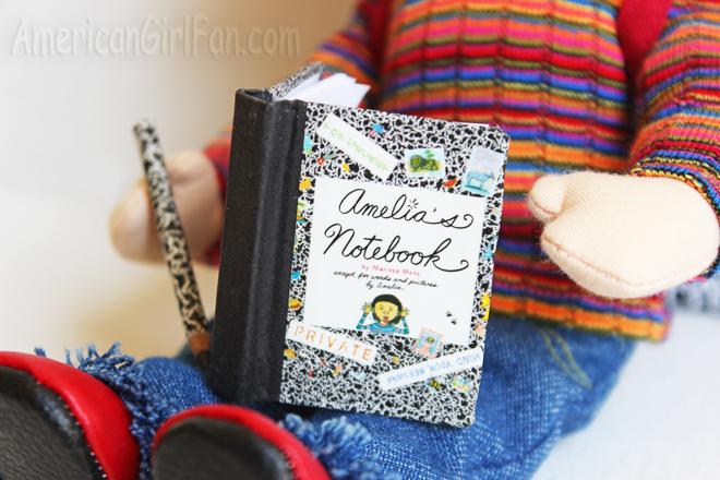Notebook Closeup