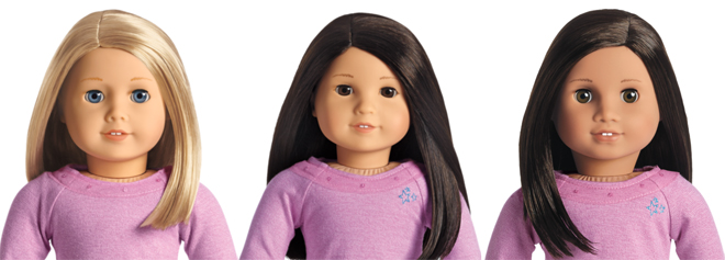 New Truly Me American Girl Dolls