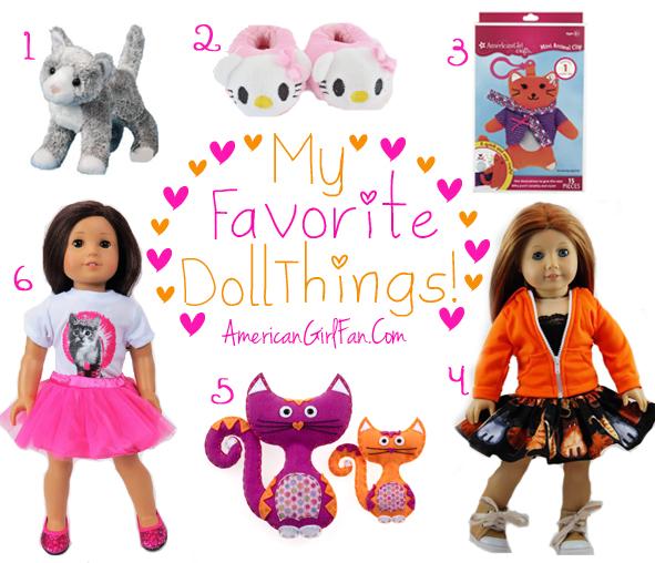 American Girl Fan Doll Favorites Week 13