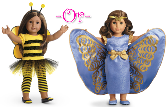 Bee Outfit or Butterfly