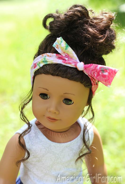 Head Scarf For Dolls