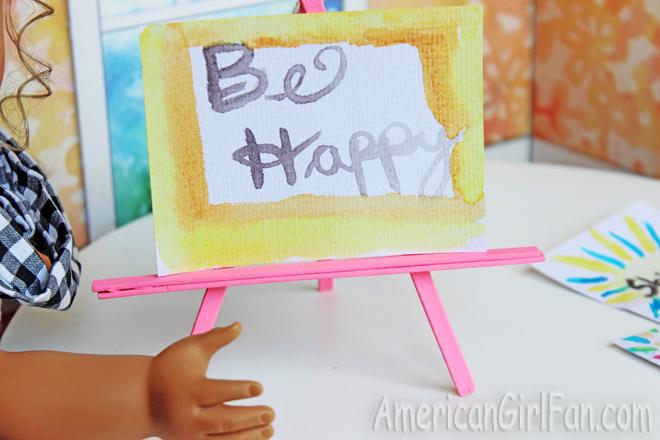 Be Happy Artwork