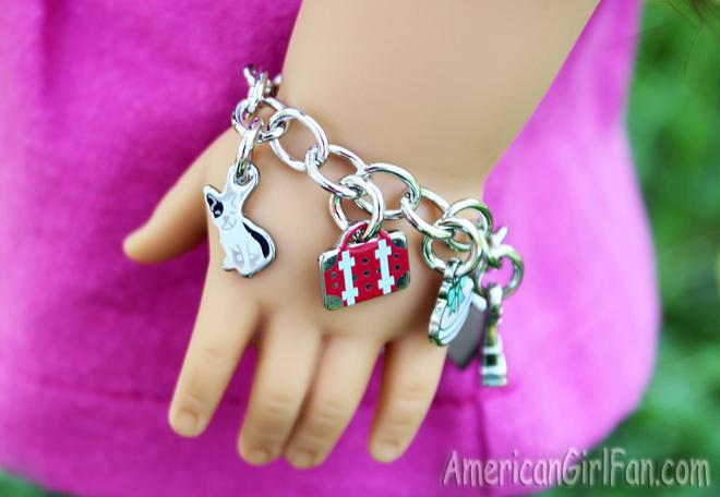 Grace's American Girl Bracelet
