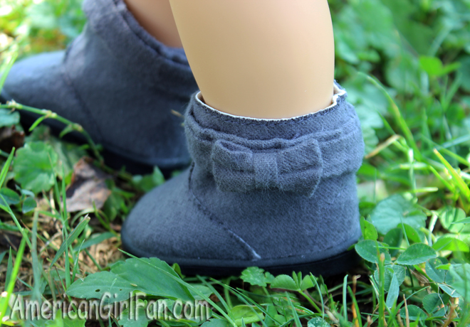 Grace American Girl Doll Boots