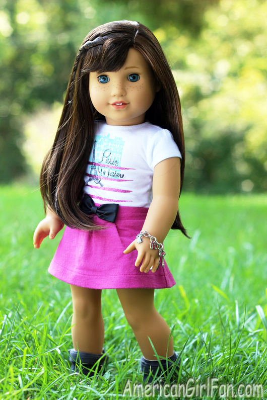 Grace American Girl Doll Girl of the Year 2015