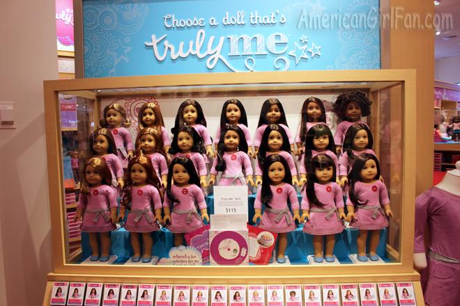 Truly Me American Girl Dolls