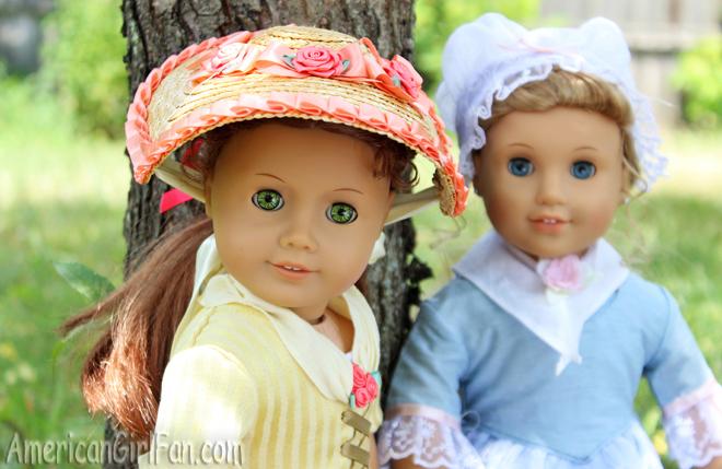 Felicity and Elizabeth